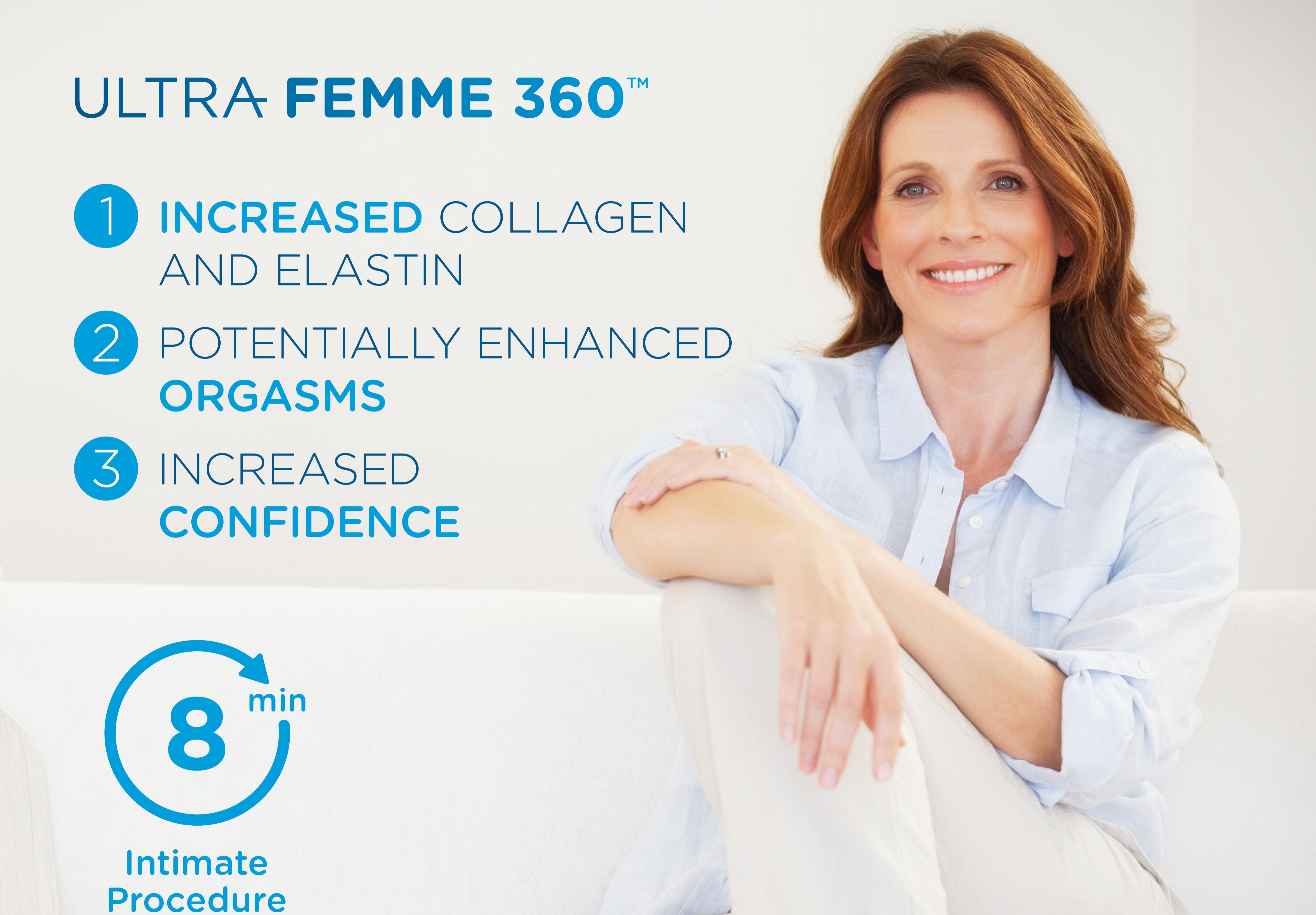Ultra Femme 360 Benefits