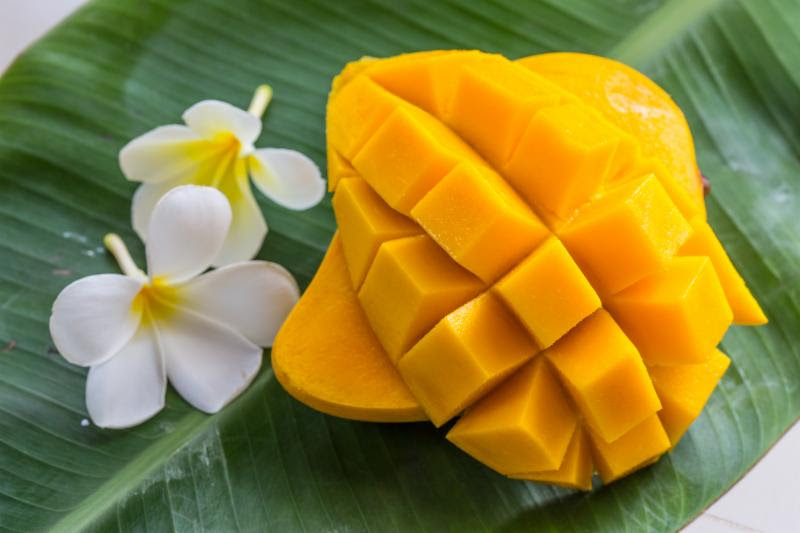 Tropical Mango Microdermabrasion